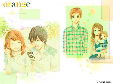 Anime Orange Wallpaper - shoujo wallpapers for august 2012 of