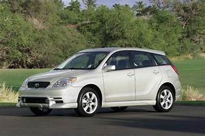 Toyota Matrix Reference Manuals 2003