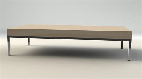 Low Coffee Table Is An Inalienable Part Of Any Styling