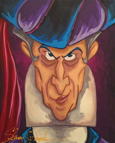 Judge Claude Frollo ~ The Hunchback Of Notre Dame 1996
