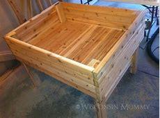 12 Free Raised Garden Bed Plans
