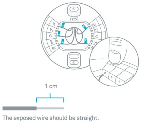 the nest thermostat wiring diagram 34 wiring diagram