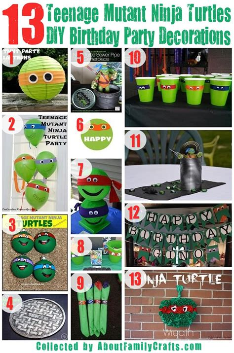 Turtle Decorations Diy by Turtle Favor Ideas