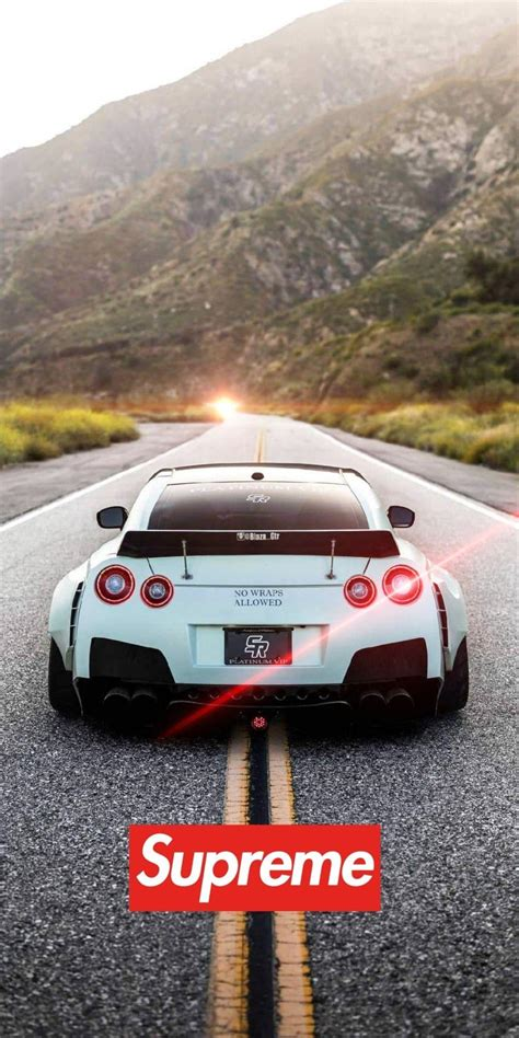 Contact supreme wallpapers on messenger. Supreme GTR Wallpapers - Wallpaper Cave