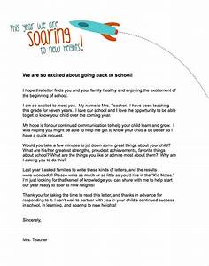 Parent letters from teachers template teacher parent welcome letter samples refrence letter template to altavistaventures Image collections
