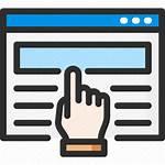 Icon Website Transparent Curso Browser Pngio Contenido