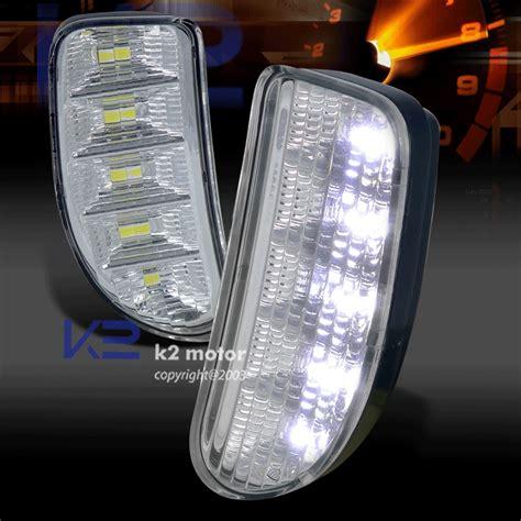 honda s2000 lights 2004 2009 honda s2000 ap2 led daytime driving fog light ebay