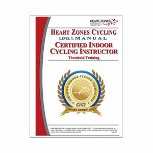 Indoor Cycling Online Certification Course  Level 1 Manual