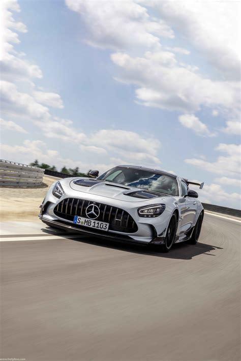 Mercedes started creating black series models in 2006. 2021 Mercedes-Benz AMG GT Black Series - Dailyrevs