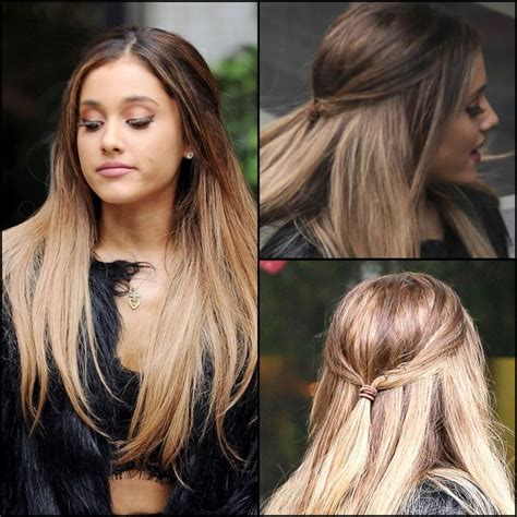 grande hair style different and stylish hairstyles of grande