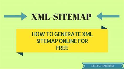 What Xml Sitemap How Generate