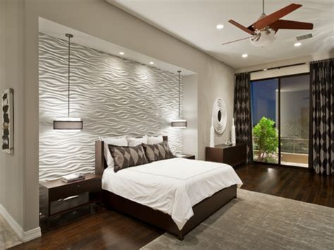 Wall For Bedroom by Contemporary Ceiling Fans With Lights Wood Accent Wall