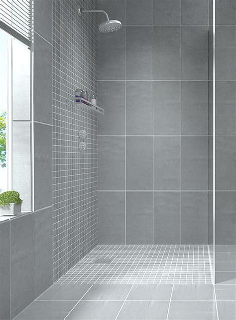 Moderne Badezimmer Fliesen Grau by The 25 Best Modern Bathroom Tile Ideas On