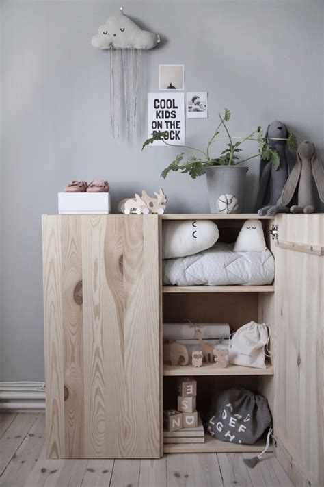 5 ways to decorate the ikea ivar cabinet petit small