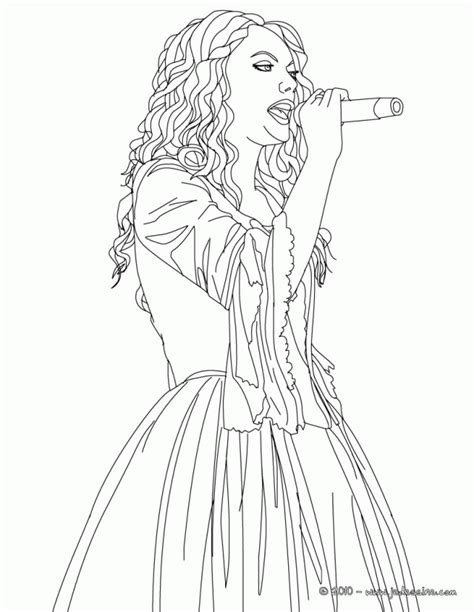 taylor swift printable coloring pages coloring home