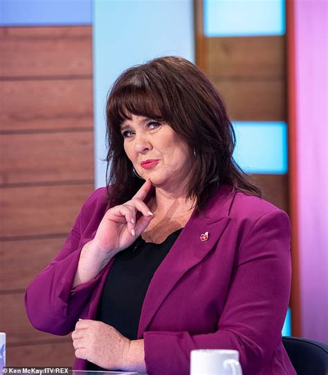 Coleen Nolan Says Her Fifties Have Been Tough And Sex Free Daily Mail Online