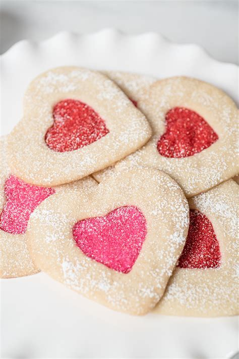 Sweets for your Sweetie: Valentine's Day Sugar Cookies