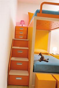 Hochbett Treppe Mit Stauraum : hochbett mit treppe loft bed hochbett on pinterest diy loft and sweets bild 12 hochbett ~ Sanjose-hotels-ca.com Haus und Dekorationen