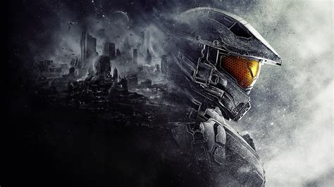 Master Chief Desktop Background Halo 5 Master Chief Halo 343 Industries Video Games Wallpapers Hd Desktop And Mobile