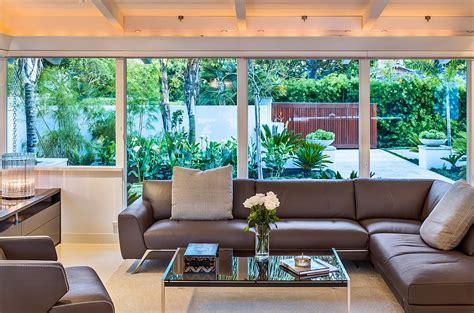 butterfly beach villa  ranch style home  midcentury modern  flair