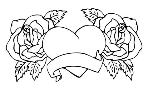 New Printable Flower Coloring Pages For Girls Gallery