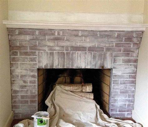 Whitewash Brick Before And After Joy Studio Design