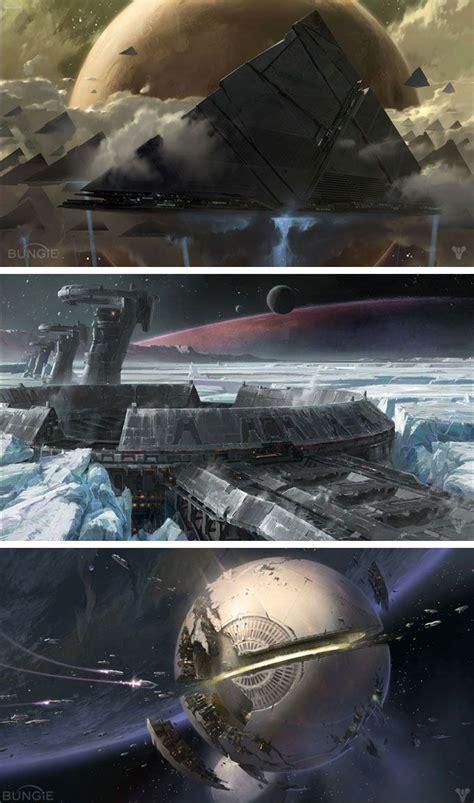 Destiny Bungie Ship