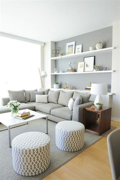 Wohnzimmer Modern Grau by 120 Wohnzimmer Wandgestaltung Ideen