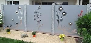 Zaun Aus Glas : tiko metalldesign ~ Michelbontemps.com Haus und Dekorationen