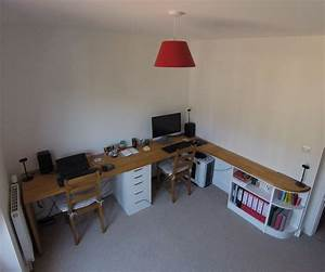 How, I, Built, My, Dream, Corner, Desk