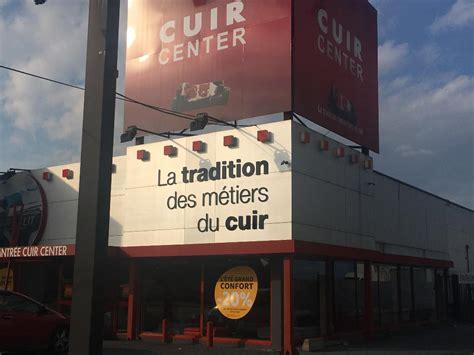 magasin canapé herblay cuir center magasins de canapés et salons 22 boulevard