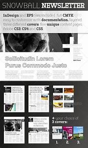 Pin by Best Graphic Design on Newsletter Template ...
