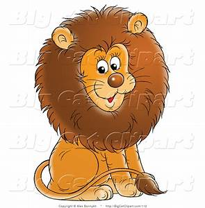 Smiling Lion Clipart | ClipArtHut - Free Clipart