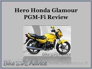 Hero Honda Glamour Pgm Fi Review