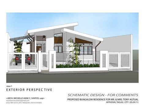 image result skillion roof modern bungalow house bungalow house design bungalow house plans