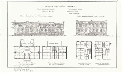 historic house floor plans baltimore row house floor plan