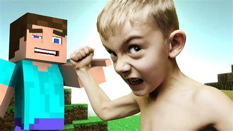 Little Kid TROLLED HARD in Minecraft (MQEL) YouTube