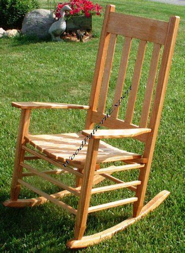 rocking chair paper plans  easy beginners