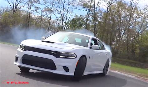 2015 Dodge Charger Hellcat   Drifting! [Video Sneak Peek