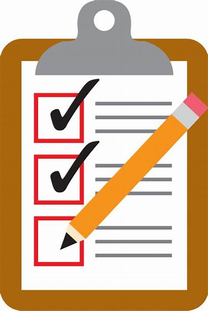 Checklist Clipart Title