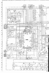 Sony Trinitron Tv Kv 21v5 V6 Chassis Bc4 Schematic Service Manual Download  Schematics  Eeprom