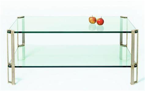table carree ou rectangulaire table basse carr 233 e ou rectangulaire 2 plateaux verre pieds en alliage de bronze sur mesure