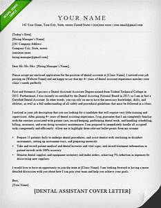 dental assistant and hygienist cover letter examples rg With dental assistant resume sample