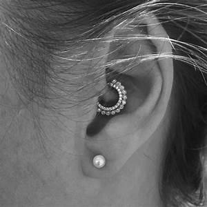 55 Trendy Types Of Ear Piercings And Combinations  U2013 Choose