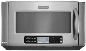 Kitchenaid Microwave Parts Manual