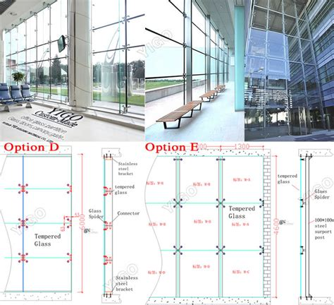 glass partition wall glass curtain wall buy glass