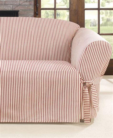 ticking stripe sofa slipcover 494 best furniture images on pinterest bar stools