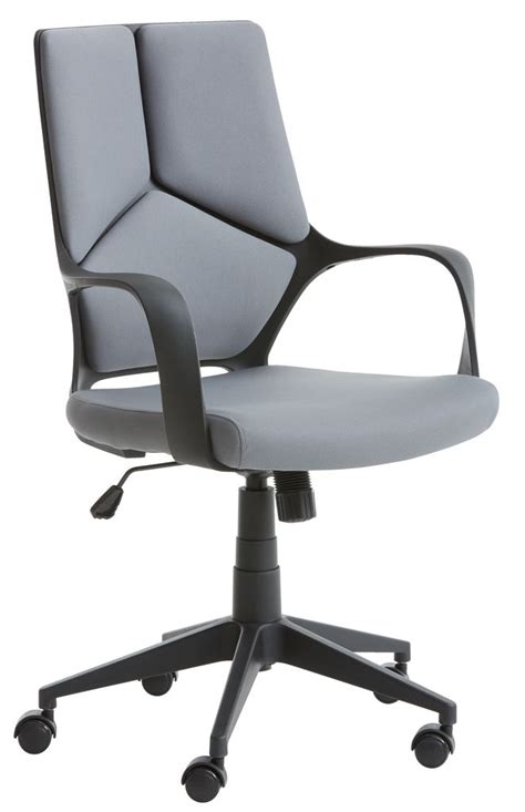 office chair ravning grey jysk