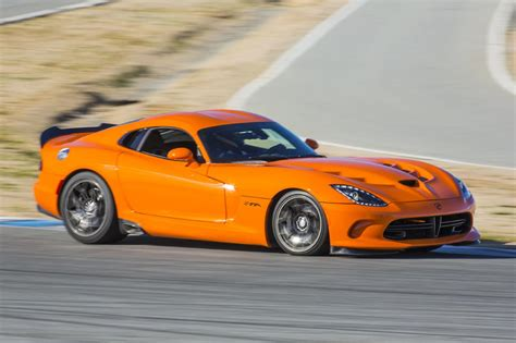 2018 Srt Dodge Viper Time Attack