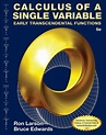 Calculus of a Single Variable: Early Transcendental ...